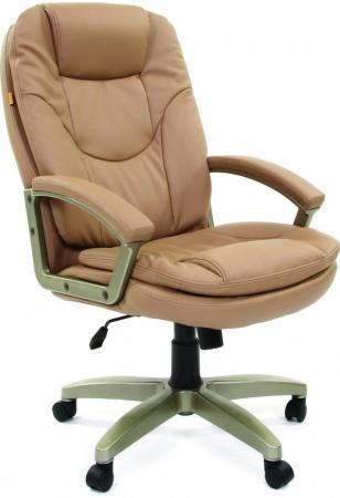 Кресло Chairman 668 LT коричневый 6113132/7011067 кресло chairman 668 бежевый 6082575