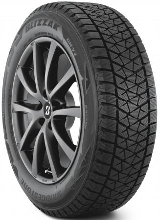 Шина Bridgestone Blizzak DM-V2 255/50 R19 107T Blizzak DM-V2 heat dissipation 22mm v2 base