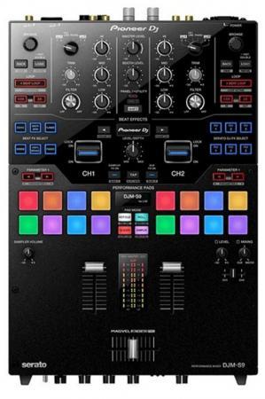 Микшерный пульт Pioneer DJM-S9 микшерный пульт pioneer djc b