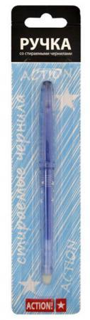 Гелевая ручка стираемая Action! AGP300/E синий цены онлайн