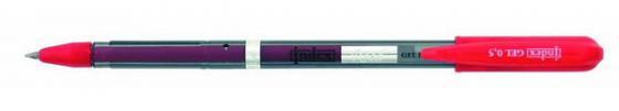 Гелевая ручка Index Reed красный 0.5 мм IGP111/RD
