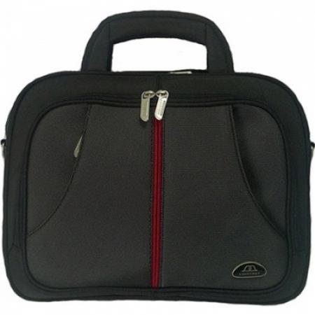 Сумка для ноутбука 15 Dicallo LLM8818 синтетика нейлон черный серый LLM8818 сумка для ноутбука 17 pc pet pcp a1317gy нейлон серый