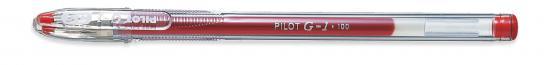 все цены на Гелевая ручка Pilot G-1 красный 0.5 мм BL-G1-5T-R BL-G1-5T-R онлайн