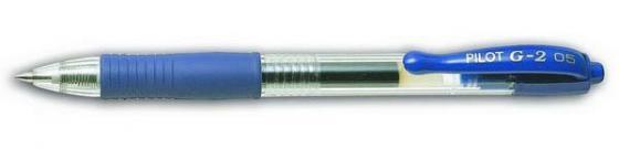 Фото - Гелевая ручка автоматическая Pilot G2-5 синий 0.5 мм BL-G2-5-L 17511 пенал dakine lunch box 5 l augusta