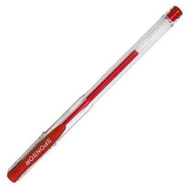 Гелевая ручка SPONSOR SGP01/RD красный 0.5 мм рюкзак sgp klasden2 красный sgp10549