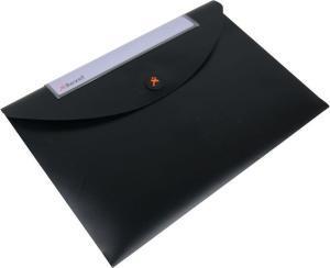 Купить Папка Rexel Optima A4 40мм для документов пластик черный 3шт 2102479