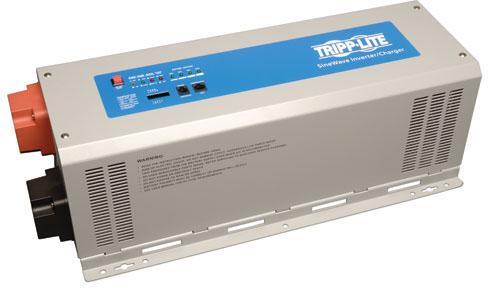Инвертор-зарядное устройство Tripp Lite PowerVerter APSX2012SW элемент шкафа tripp lite smartrack 10pcs 1u blanking panel sr1upanel10