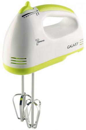 Миксер ручной GALAXY GL 2206 120 Вт белый