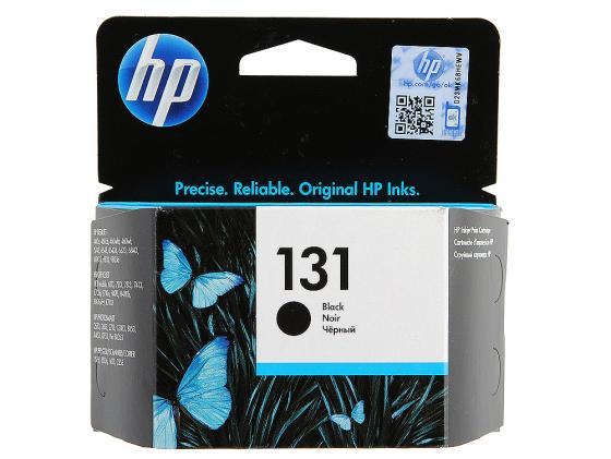 Картридж HP C8765HE №131 черный для OfficeJet6213 7313 PhotoSmart2613 2713 8153 8453 картридж hp131 c8765he