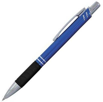 Шариковая ручка автоматическая Index IMWT1134/BU/бшк синий 0.5 мм IMWT1134/BU/бшк шариковая ручка index alpha grip синий 0 7 мм ibp306 bu ibp306 bu