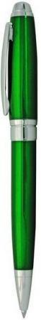 Шариковая ручка поворотная Index IMWT1137/GN/бшк синий 0.5 мм  IMWT1137/GN/бшк шариковая ручка поворотная index imwt1137 sl бшк синий 0 5 мм