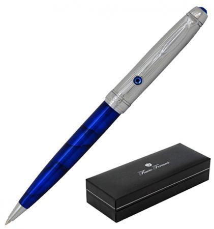 Шариковая ручка поворотная Flavio Ferrucci Tesoro лакированный корпус, клип со стразом FF-BP0514