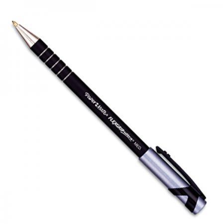 Шариковая ручка автоматическая Paper Mate FLEXGRIP ultra черный 0.8 мм PM-S0190283*