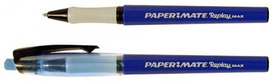 Ручка шариковая REPLAY.MAX со стираемыми чернилами,резин. упор,красная, 1,0 мм PM-S0835210