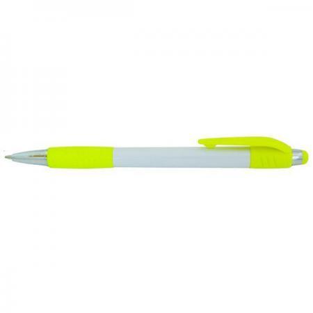 Шариковая ручка автоматическая SPONSOR SLP029C/YL синий SLP029C/YL