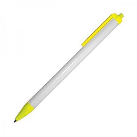 Шариковая ручка автоматическая SPONSOR SLP010-YL шариковая ручка автоматическая sponsor slp047 yl
