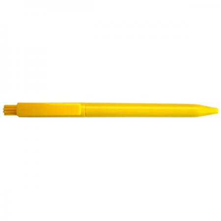 Шариковая ручка автоматическая SPONSOR SLP100A/YL синий 0.7 мм шариковая ручка автоматическая sponsor slp047 yl