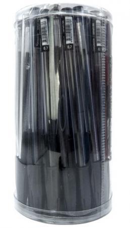 Шариковая ручка SPONSOR SBP601/BK черный 0.7 мм SBP601/BK bk 500va transformer bk type of control transformer 220vac 380vac input 6 3vac 12vac 24vac36vac output