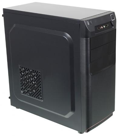 Корпус ATX Accord ACC-B305 Без БП чёрный корпус atx accord acc b307 midi tower без бп черный