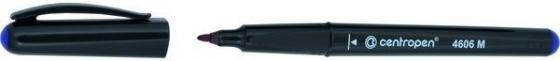 Фото - Маркер перманентный Centropen CD-PEN 1 мм синий 4606/1С 4606М маркер для cd и dvd centropen cd pen ширина линии 1 мм черный 4606 1ч 2606