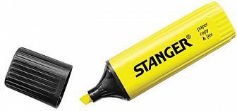 Текстмаркер Stanger 2000-01-18 1 мм желтый текстмаркер stanger 1 мм голубой 18 00 59