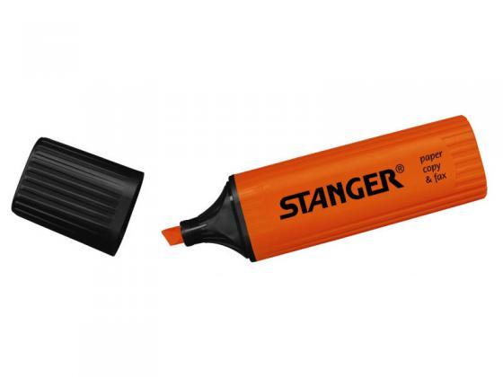 Текстмаркер Stanger 2000-02-18 1 мм оранжевый от1 до 5 мм ножницы stanger 34103 12 5 см