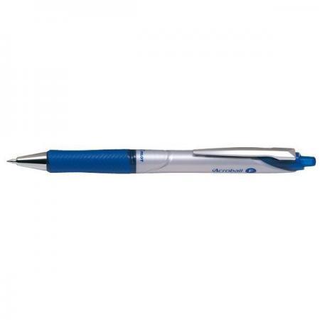 Шариковая ручка Pilot ACROBALL синий 0.7 мм BPAB-25F-L BPAB-25F-L ручка шариковая pilot bps gp fine синяя 0 7 мм