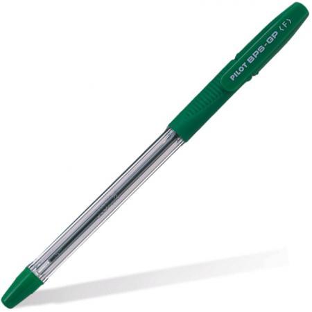 Шариковая ручка Pilot BPS-GP-F-G зеленый 0.3 мм шариковая ручка pilot bps gp f b черный 0 7 мм bps gp f b