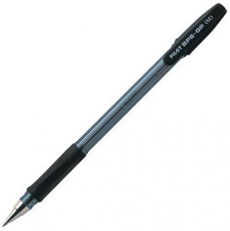 Шариковая ручка Pilot BPS-GP-MEDIUM черный 1 мм BPS-GP-M-B ручка шариковая pilot bps gp fine цвет черный