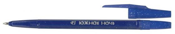 Шариковая ручка СТАММ Южная Ночь синий 0.5 мм РК21 РК21 ароматизатор 3d южная ночь