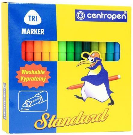 Набор фломастеров Action! Standart Trio 2 мм 30 шт разноцветный 2550/30 2550/30 амлодипин таб 10мг 30