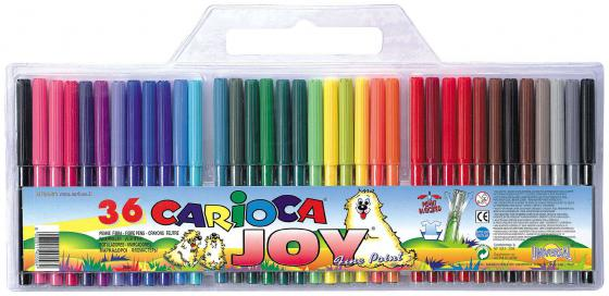 Фото Набор фломастеров Universal CARIOCA JOY 2 мм 36 шт разноцветный 40556/36 40556/36