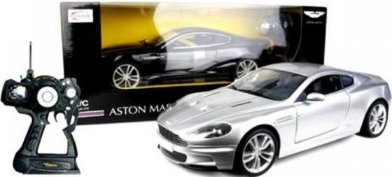 Машинка на радиоуправлении Rastar Aston Martin1:24 ассортимент от 8 лет пластик в ассортименте 40200 rastar 1 24 porsche 918 spyder серебро 71400