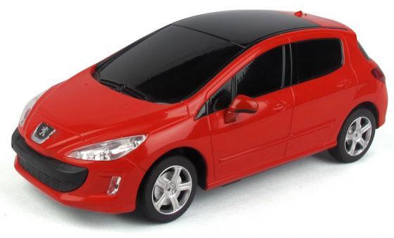 Машинка на радиоуправлении RASTAR Peugeot 308 серебристый от 6 лет пластик 39800 машинка на радиоуправлении rastar ford shelby gt500 от 5 лет пластик в ассортименте 49400