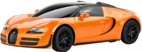 Машинка на радиоуправлении Rastar Bugatti Grand Sport Vitesse1:24 ассортимент от 3 лет пластик в ассортименте 47000 автомобиль на радиоуправлении kidztech bugatti 16 4 grand sport