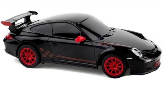 Машинка на радиоуправлении Rastar Porsche GT3 RS от 4 лет пластик в ассортименте 42800 rastar 1 24 porsche 918 spyder серебро 71400