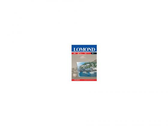 Пленка прозрачная Lomond А4 101мик 10шт 210х297 универсальная 0710421 пленка для принтера lomond 1205012