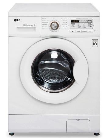 Стиральная машина LG F80B8LD0 белый F80B8LD0 стиральная машина lg fh0b8ld6