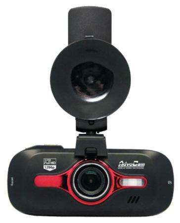 Видеорегистратор AdvoCam FD8-RED II GPS+Глонасс