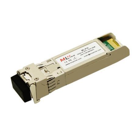 Трансивер MlaxLink ML-P10- SR MlaxLink оптический двухволоконный SFP+-10 км-1310 нм-10 Гб/с