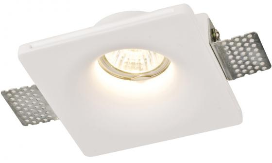 Встраиваемый светильник Arte Lamp Invisible A9110PL-1WH встраиваемый светильник arte lamp invisible a9410pl 1wh