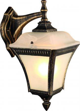 Уличный настенный светильник Arte Lamp Memphis A3161AL-1BN наземный низкий светильник arte lamp memphis a3161fn 1bn