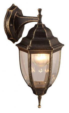 Уличный настенный светильник Arte Lamp Pegasus A3152AL-1BN светильник на штанге arte lamp pegasus a3151al 1wg