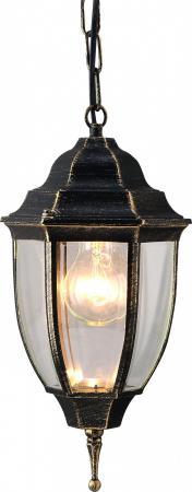 Уличный подвесной светильник Arte Lamp Pegasus A3151SO-1BN arte lamp уличный подвесной светильник arte lamp pegasus a3151so 1bn