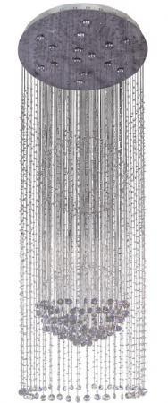 где купить  Каскадная люстра Chiaro Каскад 244016015  по лучшей цене