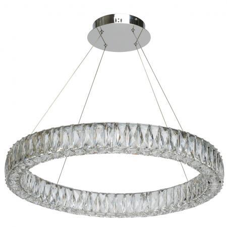 купить Подвесной светодиодный светильник Chiaro Гослар 498012901 по цене 51970 рублей