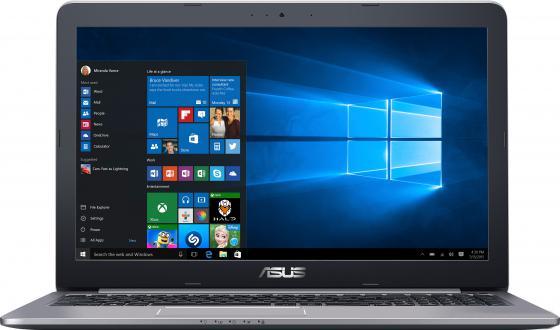 Ноутбук ASUS K501UX-DM282T 15.6 1920x1080 Intel Core i7-6500U 1 Tb 8Gb nVidia GeForce GTX 950M 2048 Мб серый Windows 10 Home 90NB0A62-M03370 ноутбук asus k501ux dm282t 15 6 intel core i7 6500 2 5ghz 8gb 1tb hdd geforce gtx 950mx 90nb0a62 m03370