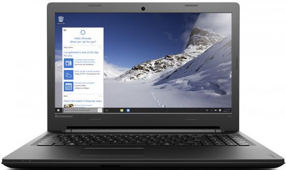 "все цены на  Ноутбук Lenovo IdeaPad 100-15IBY 15.6"" 1366x768 Intel Pentium-N3540 500Gb 2Gb Intel HD Graphics черный Windows 10 Home 80MJ00DWRK  онлайн"