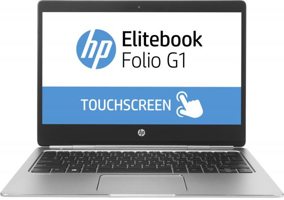 Ноутбук HP EliteBook Folio G1 12.5 3840x2160 Intel Core M5-6Y54 SSD 512 8Gb Intel HD Graphics 515 серебристый Windows 10 Professional X2F46EA