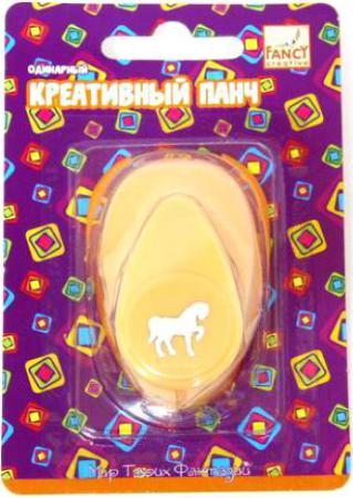 цена Фигурный дырокол Fancy Creative Лошадка 1 лист FDP160/9 одинарный в интернет-магазинах